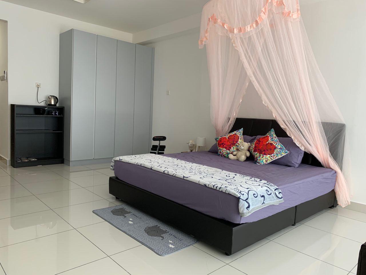 Special Rate Spacious Studio KSL Residences @ Daya
