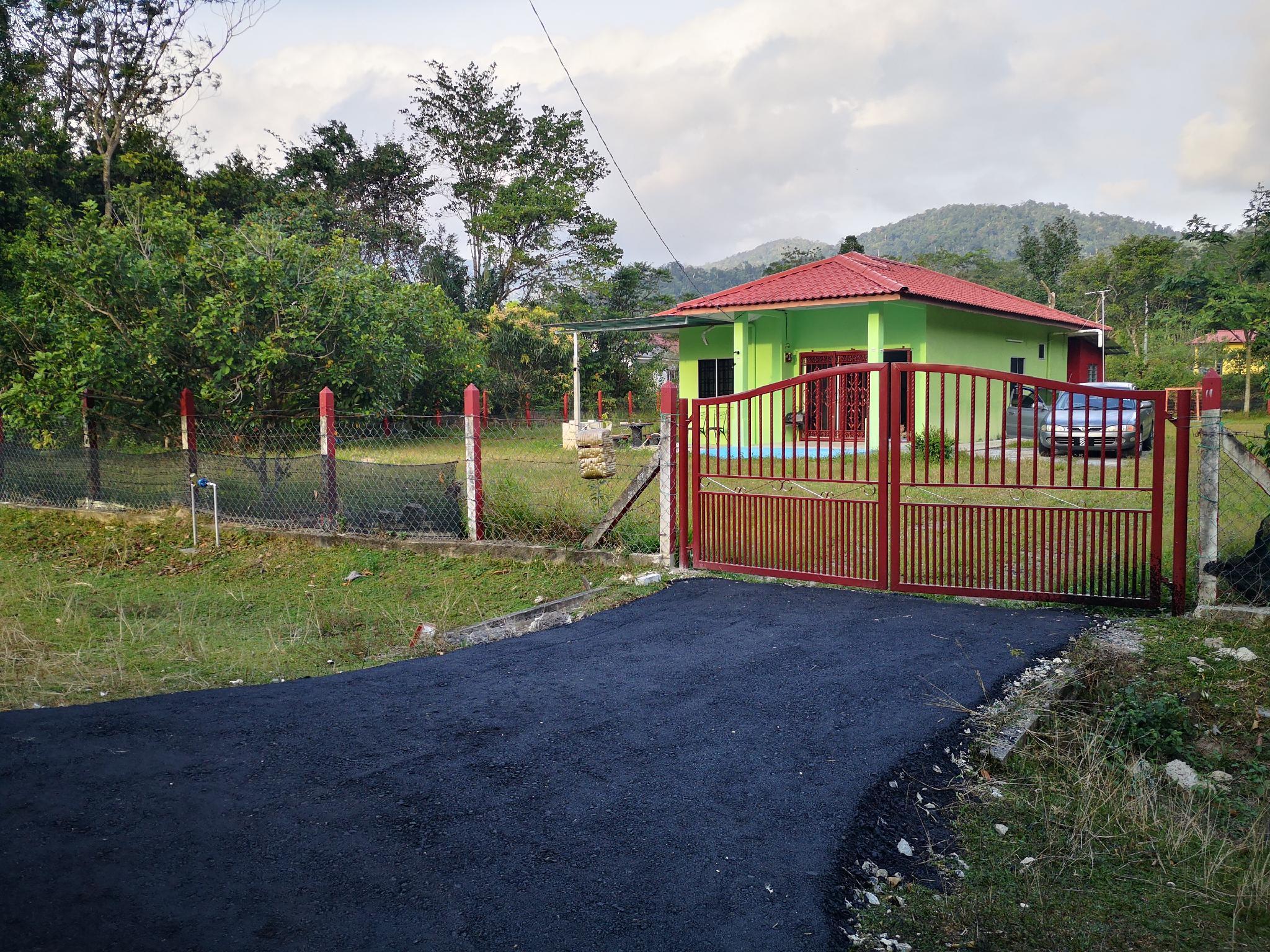 Homestay Ulu Pari Tampin Kota Simpang Empat Melaka