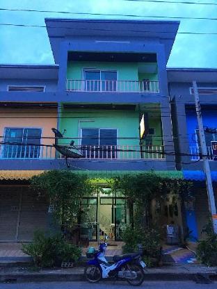 [ムアンチュンポーン]アパートメント(20m2)| 4ベッドルーム/4バスルーム Paknam Station Bakery&Guesthouse