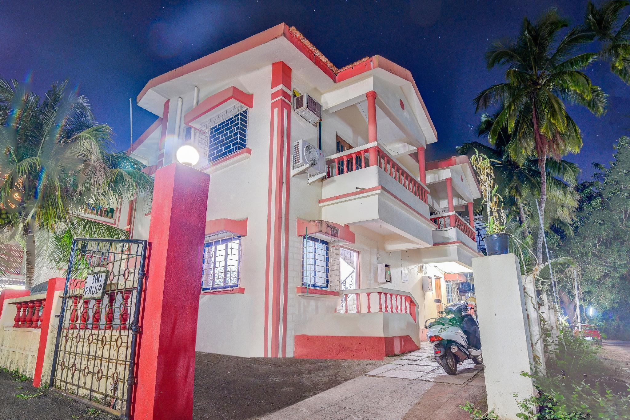Well Appointed 2BR Villa Near Candolim Beach 71030