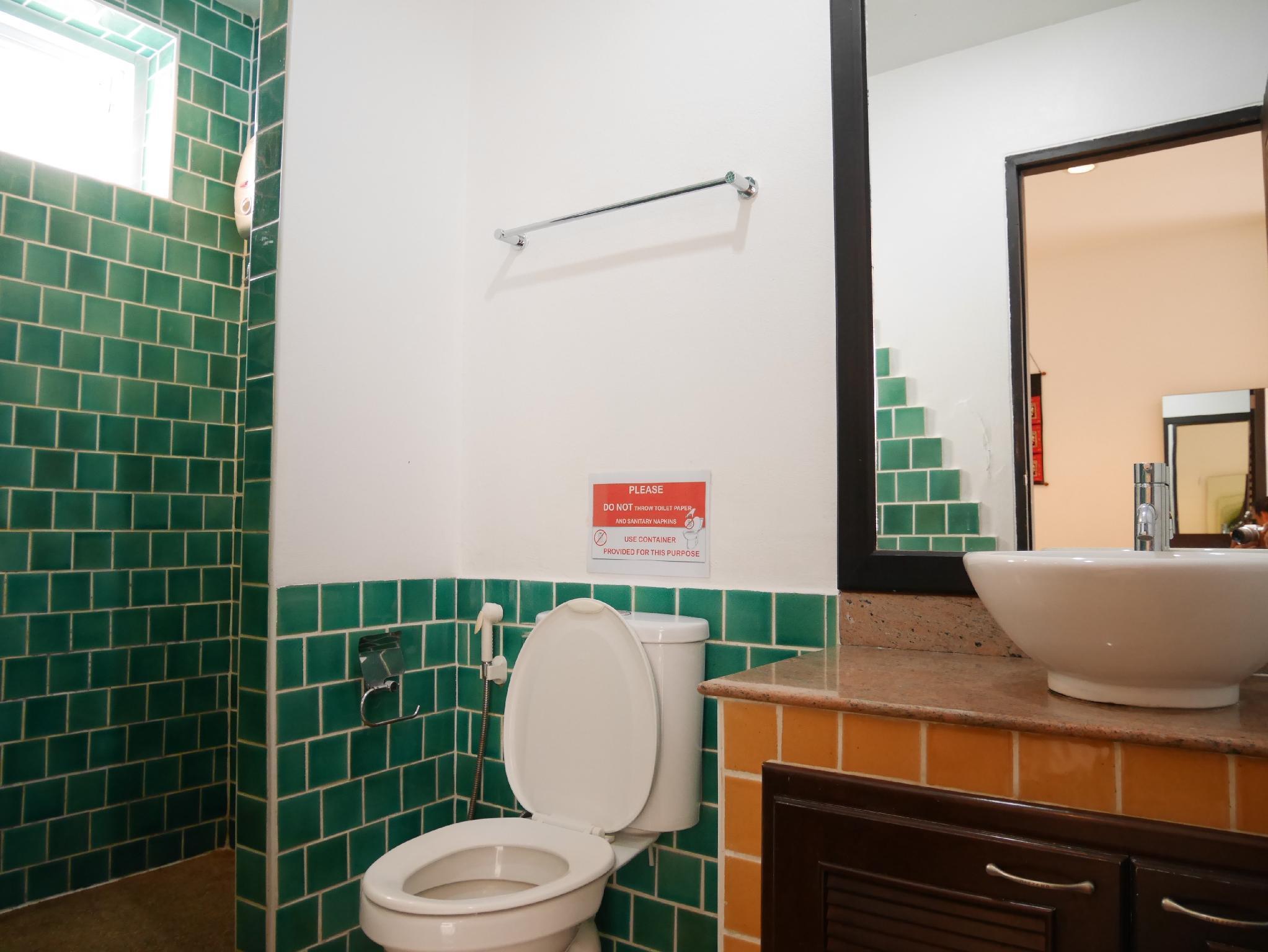 Studio Room, quiet easy lifestyle B23 (1 Floor) สตูดิโอ อพาร์ตเมนต์ 1 ห้องน้ำส่วนตัว ขนาด 25 ตร.ม. – หาดละไม