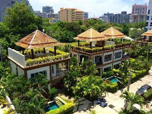 Entire 2 bedroom villa with pool and jacuzzi วิลลา 2 ห้องนอน 3 ห้องน้ำส่วนตัว ขนาด 220 ตร.ม. – เขาพระตำหนัก