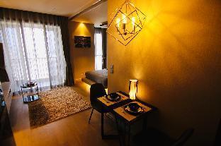 [スクンビット]アパートメント(35m2)| 1ベッドルーム/1バスルーム Luxurious & Romantic in the Heart of BKK#H MRT/BTS