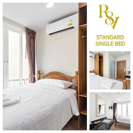 Standard Single Bed (SSB)-Royale 8 Ville Bangkok