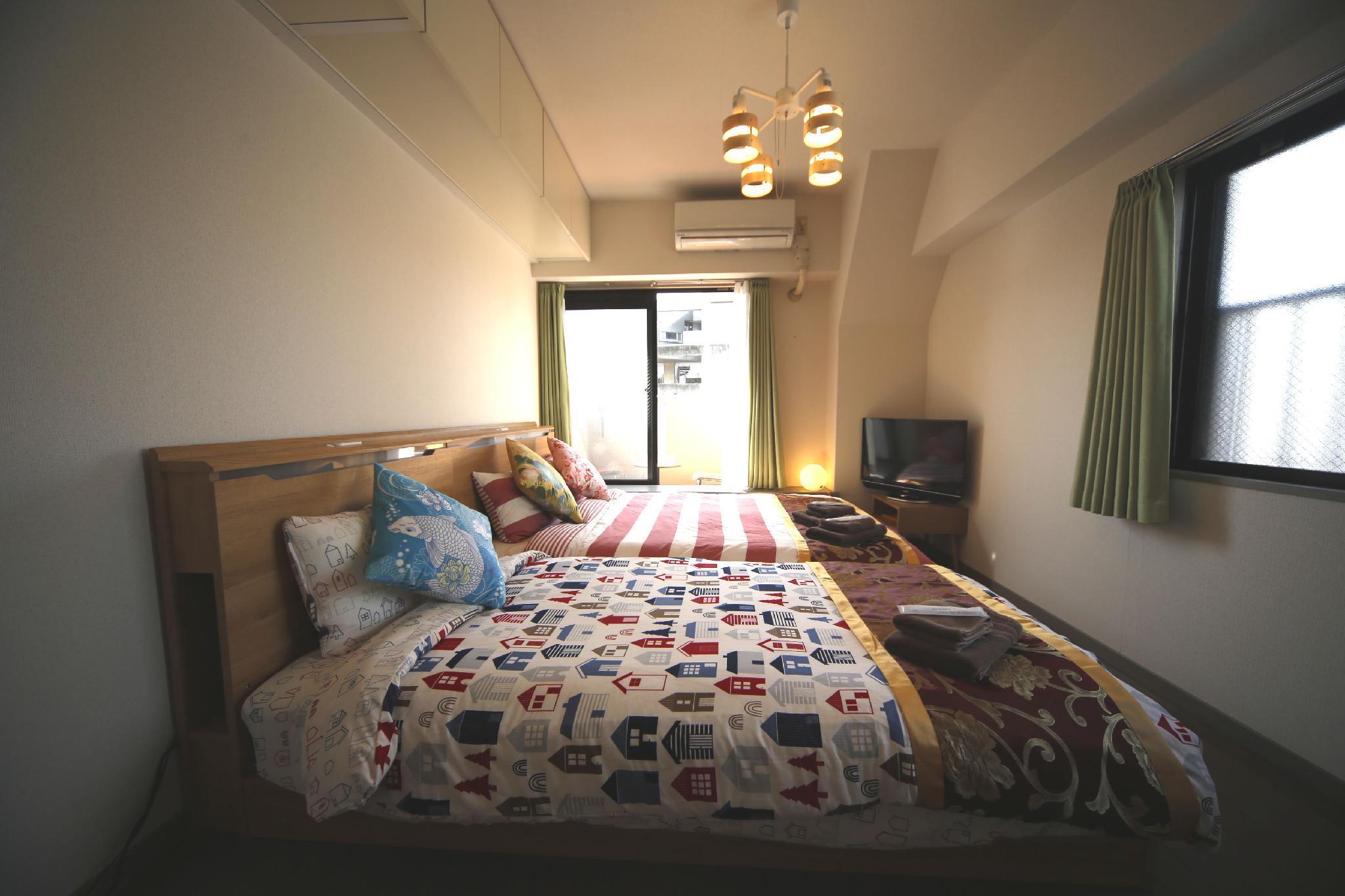 N42 Hakata Neo Hotel  Free Wifi