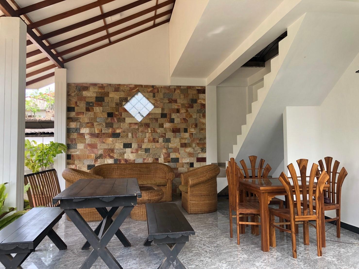 SL01 NEGOMBO House 2room Max6ppl Transferservice