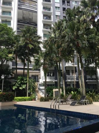 Design and Comfortable Apartment  Kuala Lumpur