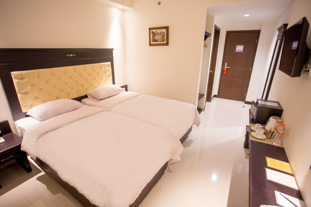 Twin Room 10minutes From Train Station Kota Baru