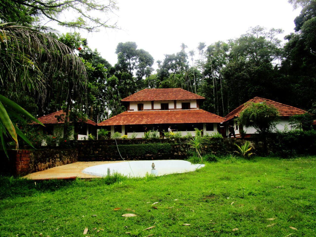 Traditional Architecture Of Kerala Close To Nature