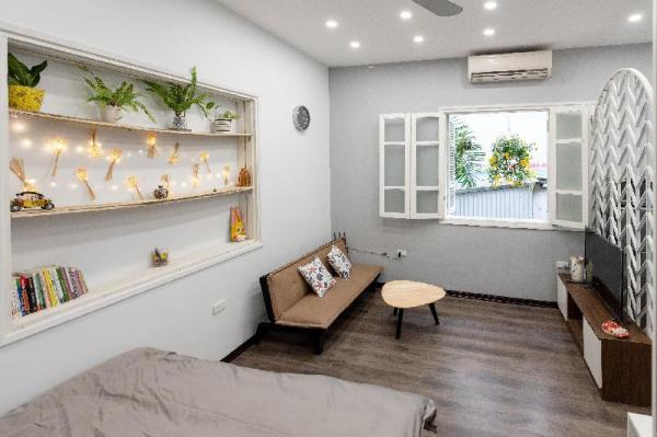 HOVER HOUSE Chicken Room - Cozy/Local Vibe/Netflix Hanoi