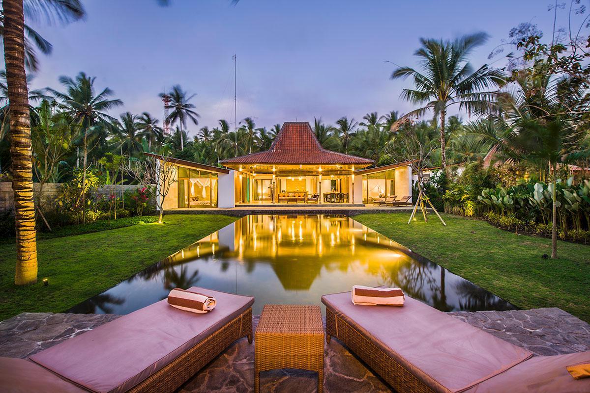 The Melaya Villas   Villa Satu