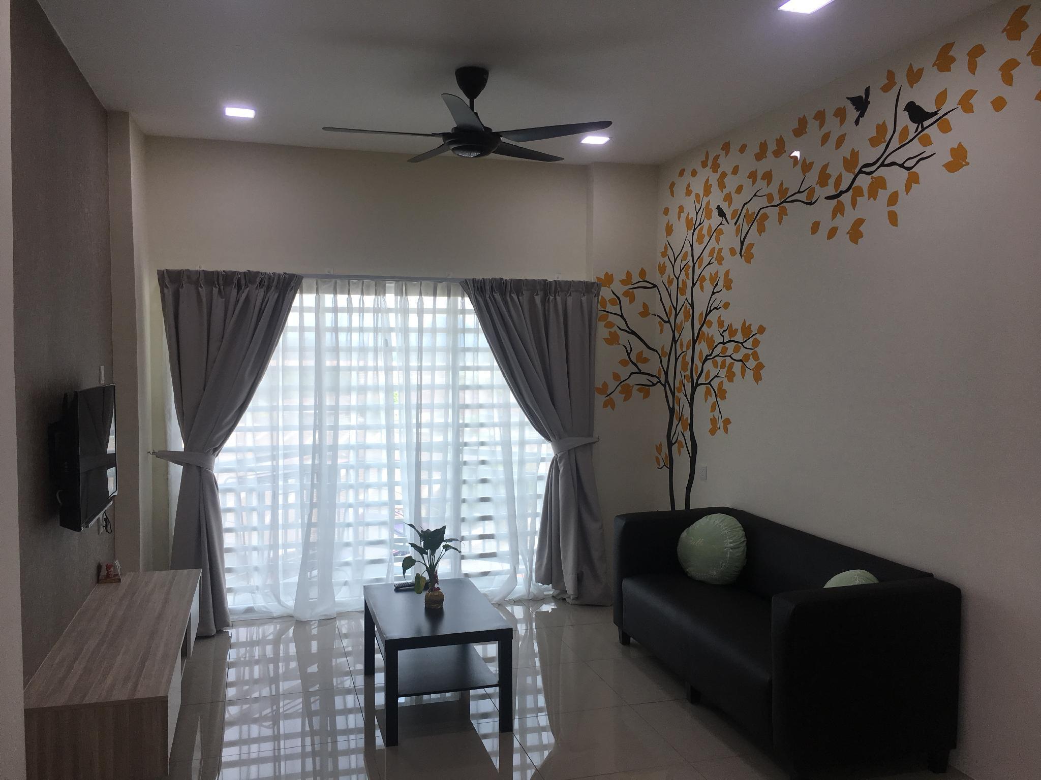 IPOH Homestay @ Sky Garden Condominium
