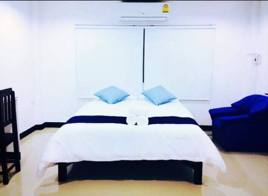 Standard Double Room Boutique 5 Hotel @Chiang Kham