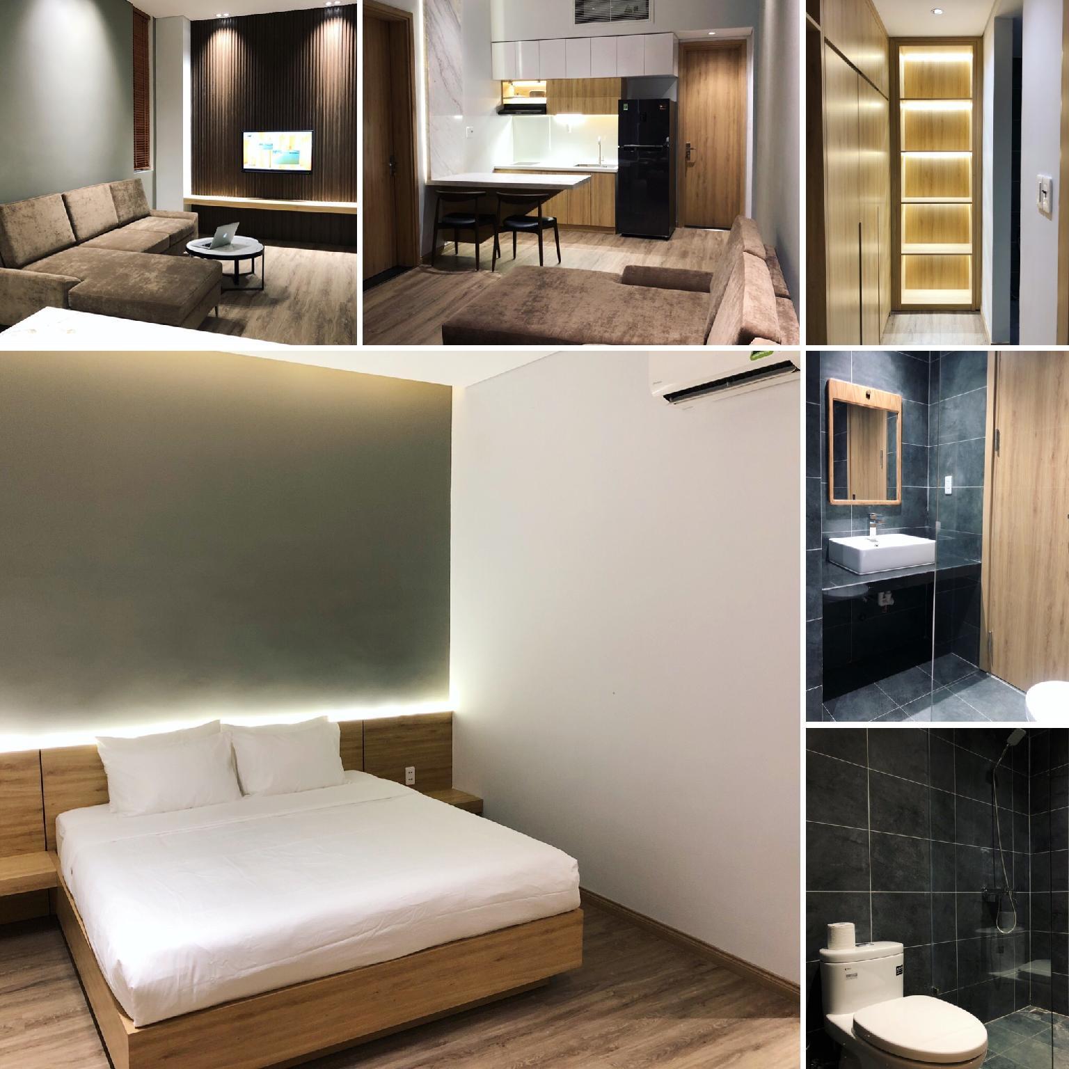 Khe Suites City Center 01Bedroom