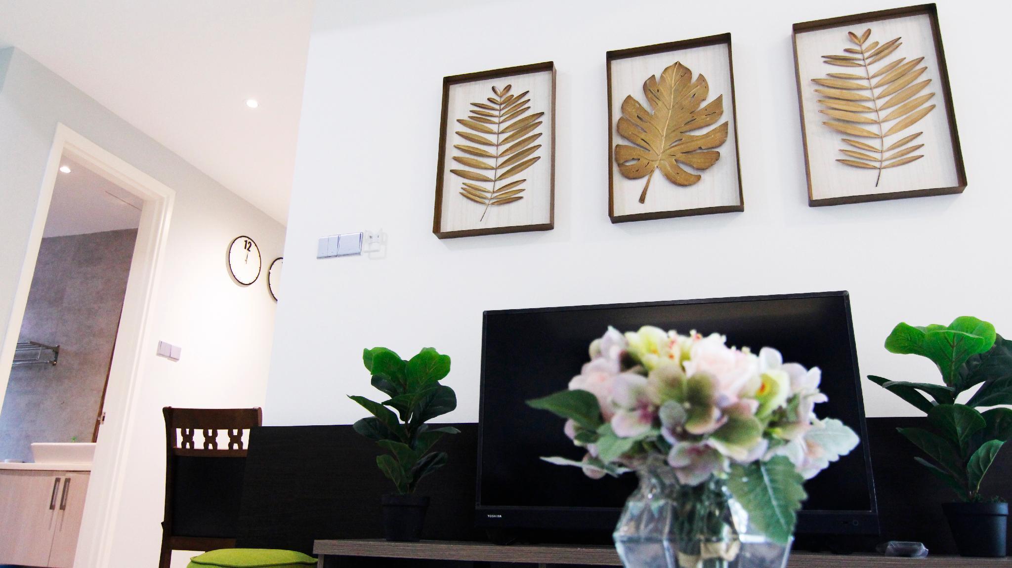 Kairos Plus  Families Gateway Condo  6 9 Pax