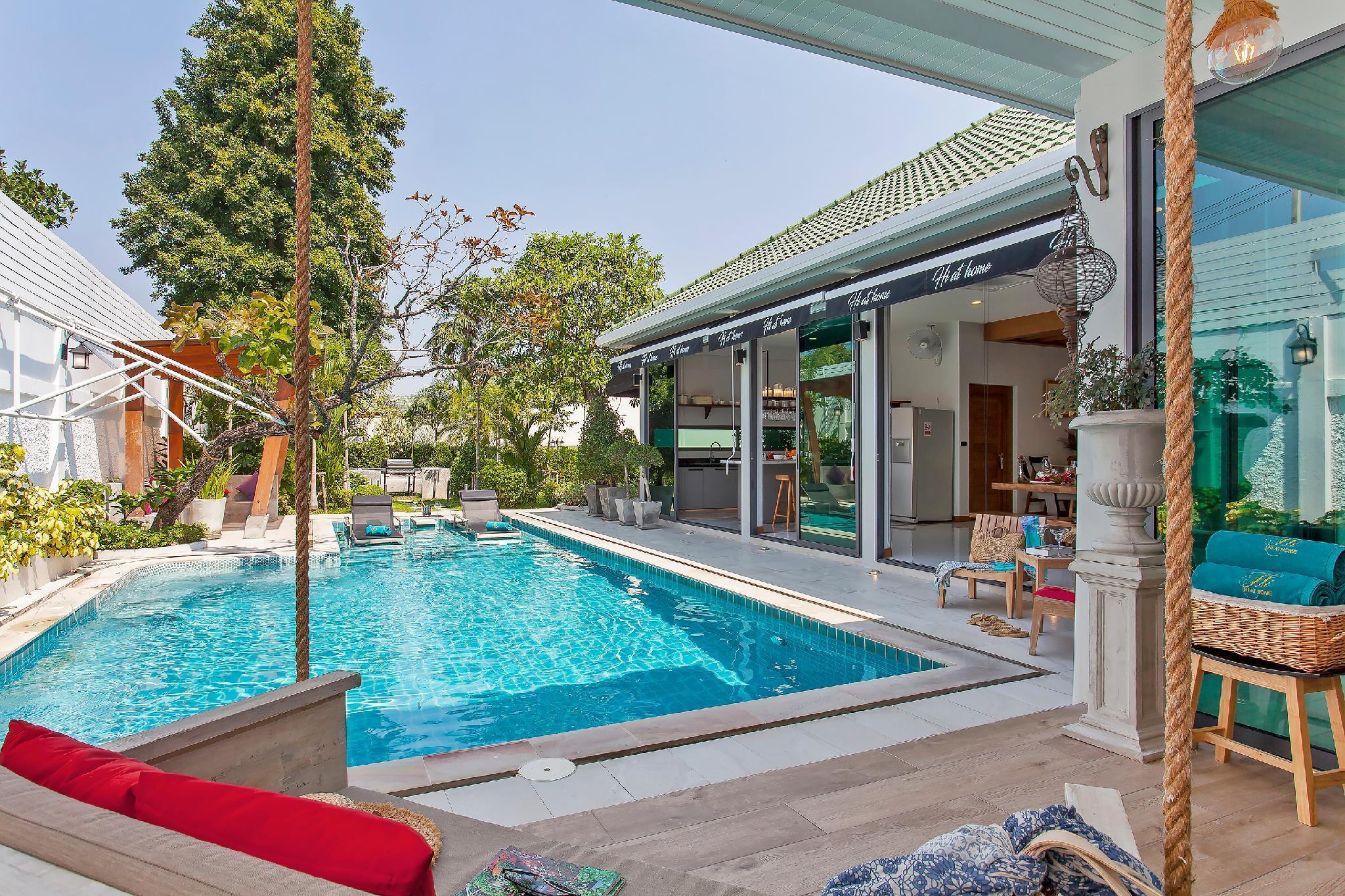 Chill And Chic Villa   Stylish 4 Bedroom Pool Villa
