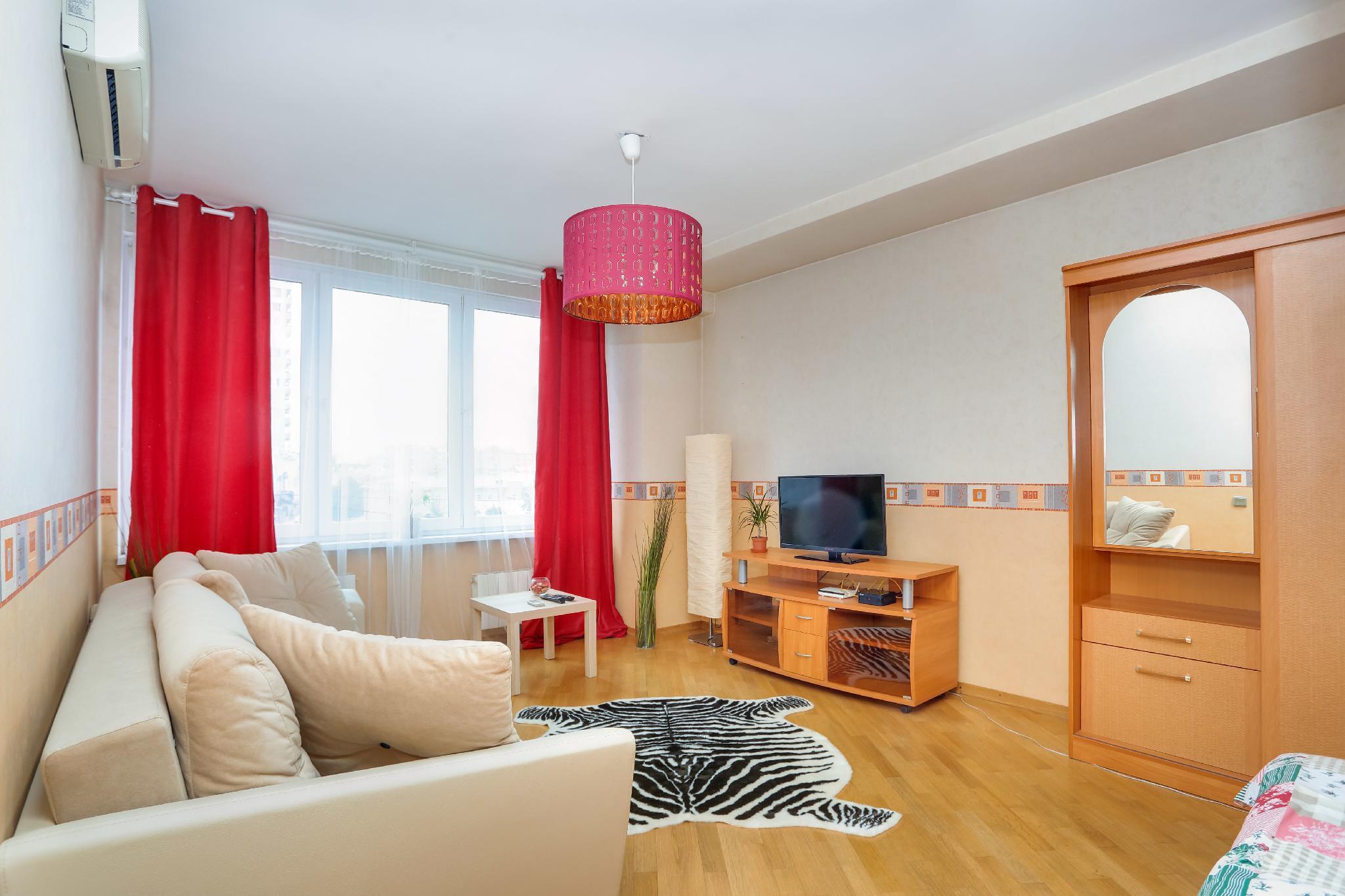 Apartment On New Arbat 16