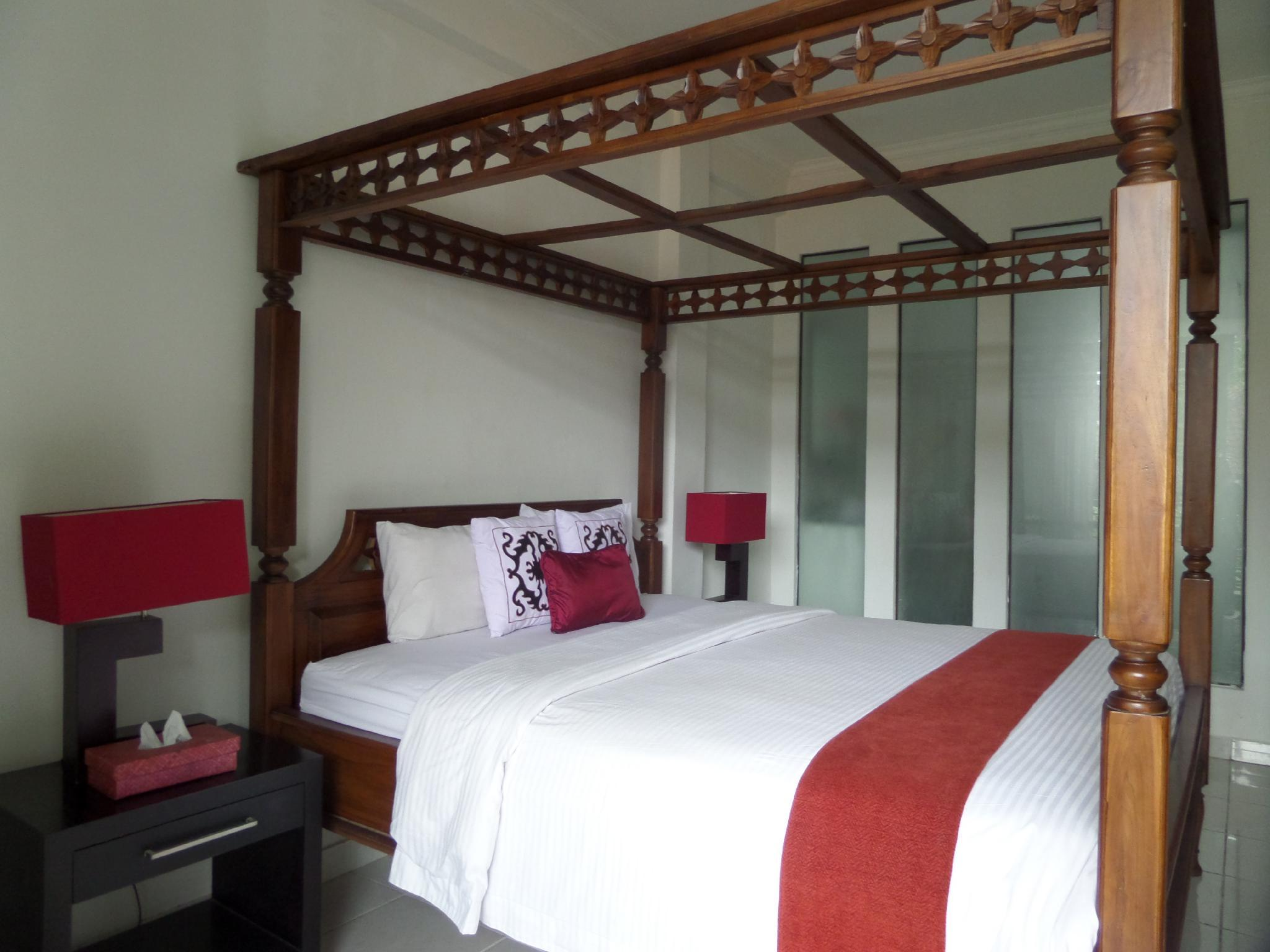 Family 2 Bedrooms Room Only Kertalangu Art Village