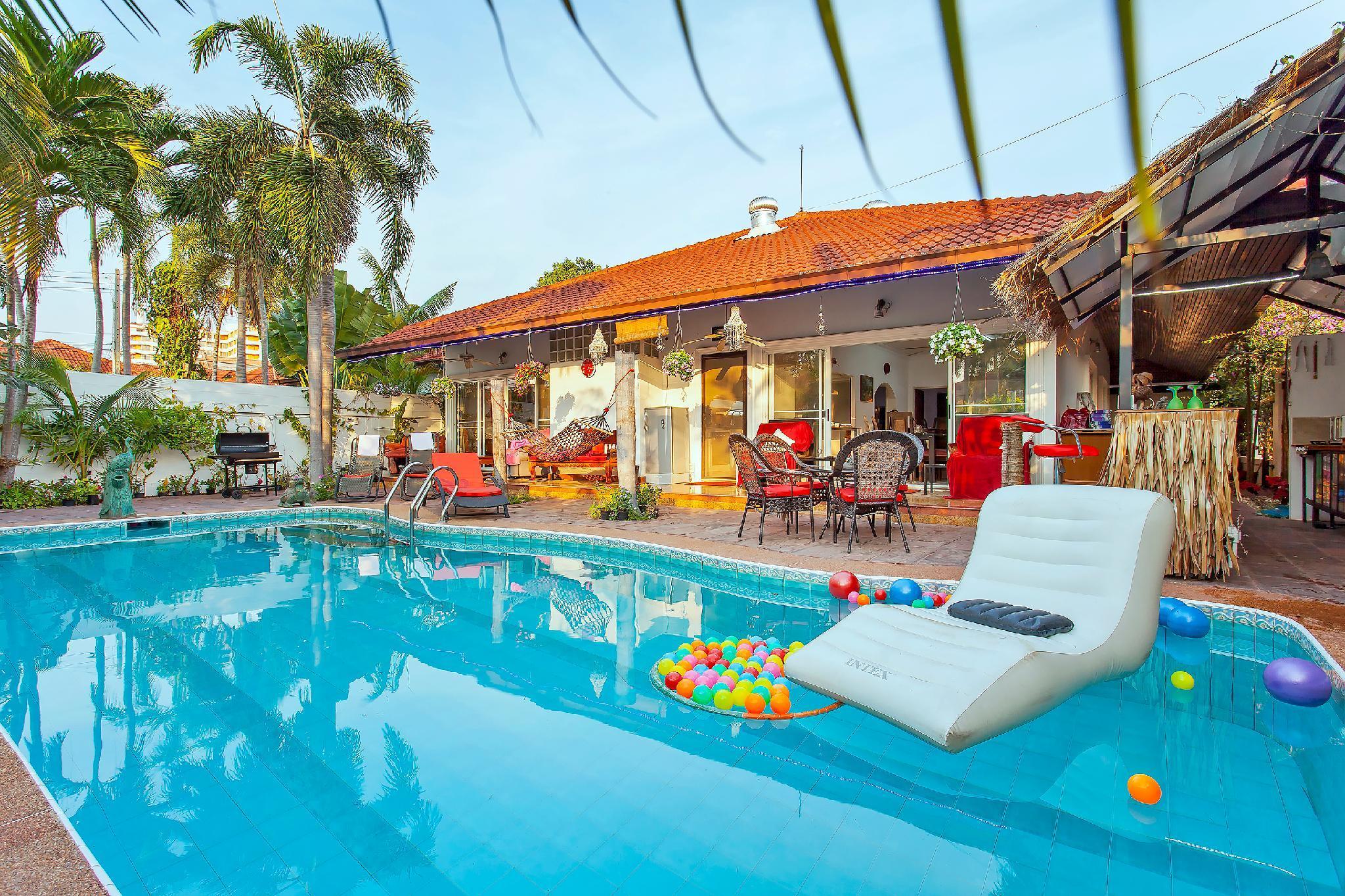 Summer Palms   Homely 4 Bedroom Pool Villa