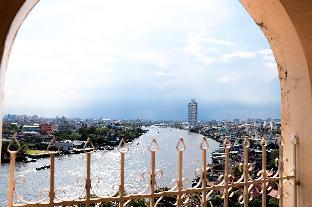 RIVER VIEW Plus Discover LOCAL near MRT 13th Floor สตูดิโอ อพาร์ตเมนต์ 1 ห้องน้ำส่วนตัว ขนาด 34 ตร.ม. – ริมแม่น้ำกรุงเทพ