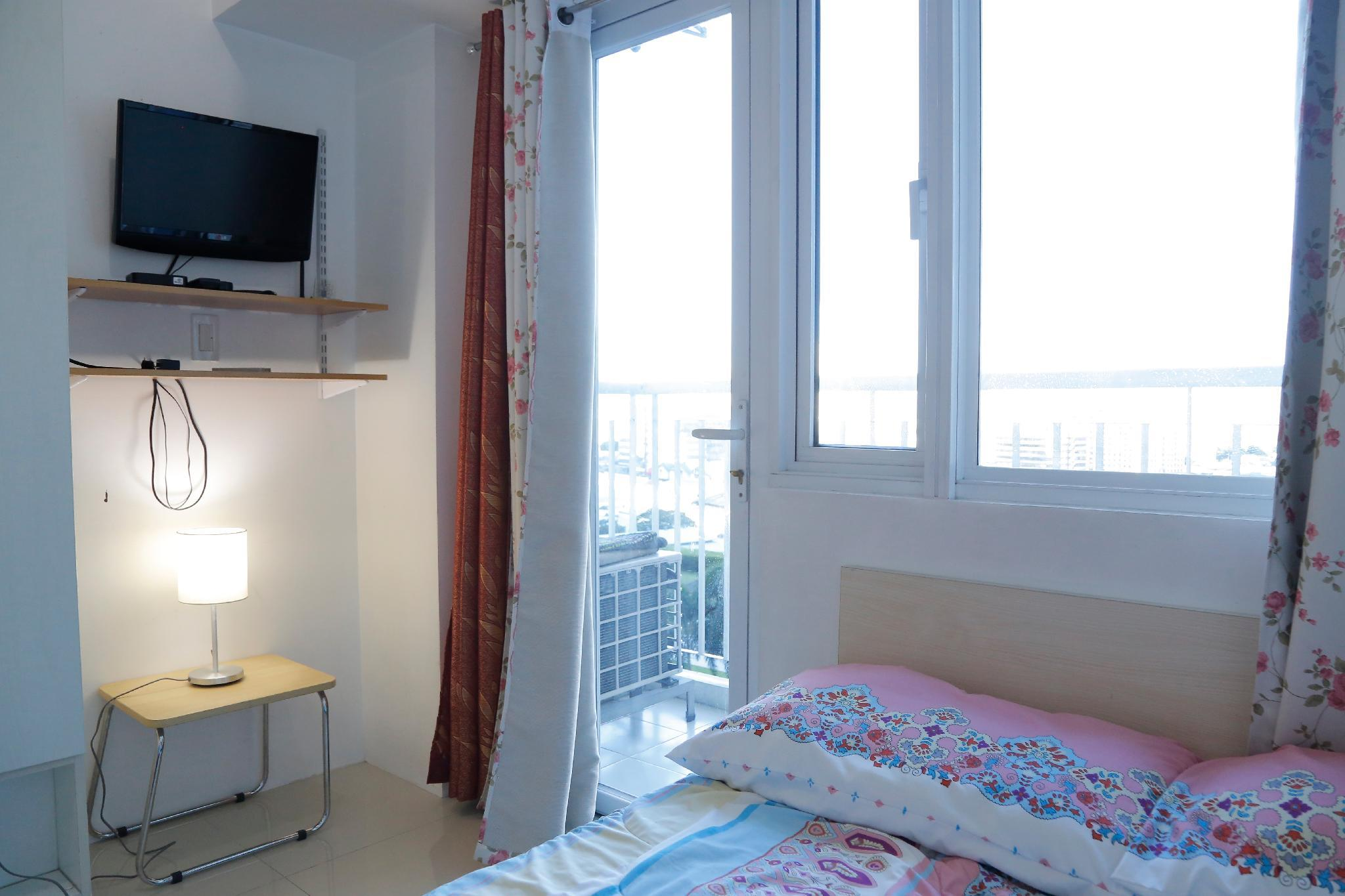 1 BR With Balcony Swimming Pool View +Wifi+Cable