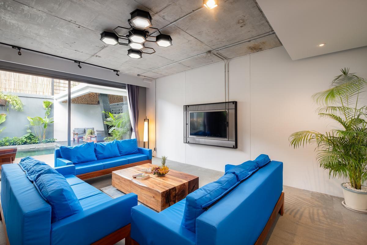 Villa Feung Fa วิลลา 4 ห้องนอน 5 ห้องน้ำส่วนตัว ขนาด 352 ตร.ม. – กะรน