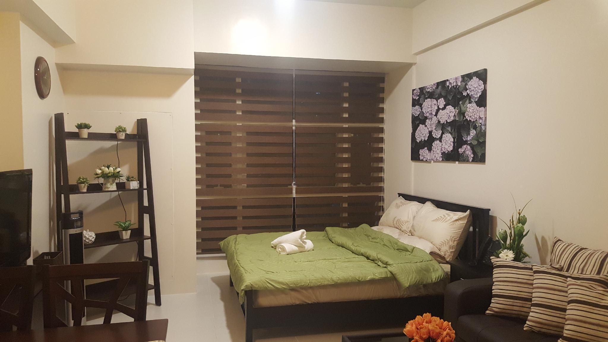 Studio Unit At Twin Oaks Place Manila Philippines