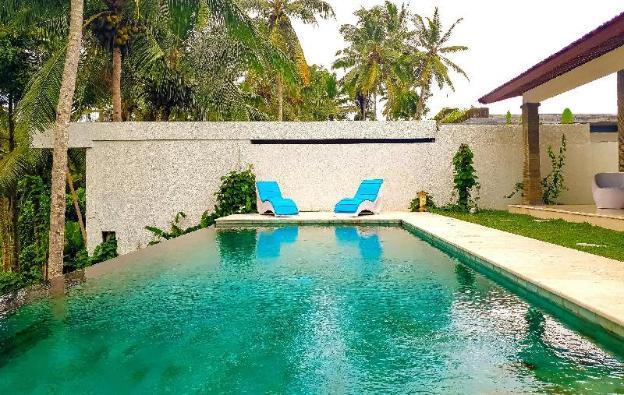 Jungle View 3Bedroom Private Pool Villa