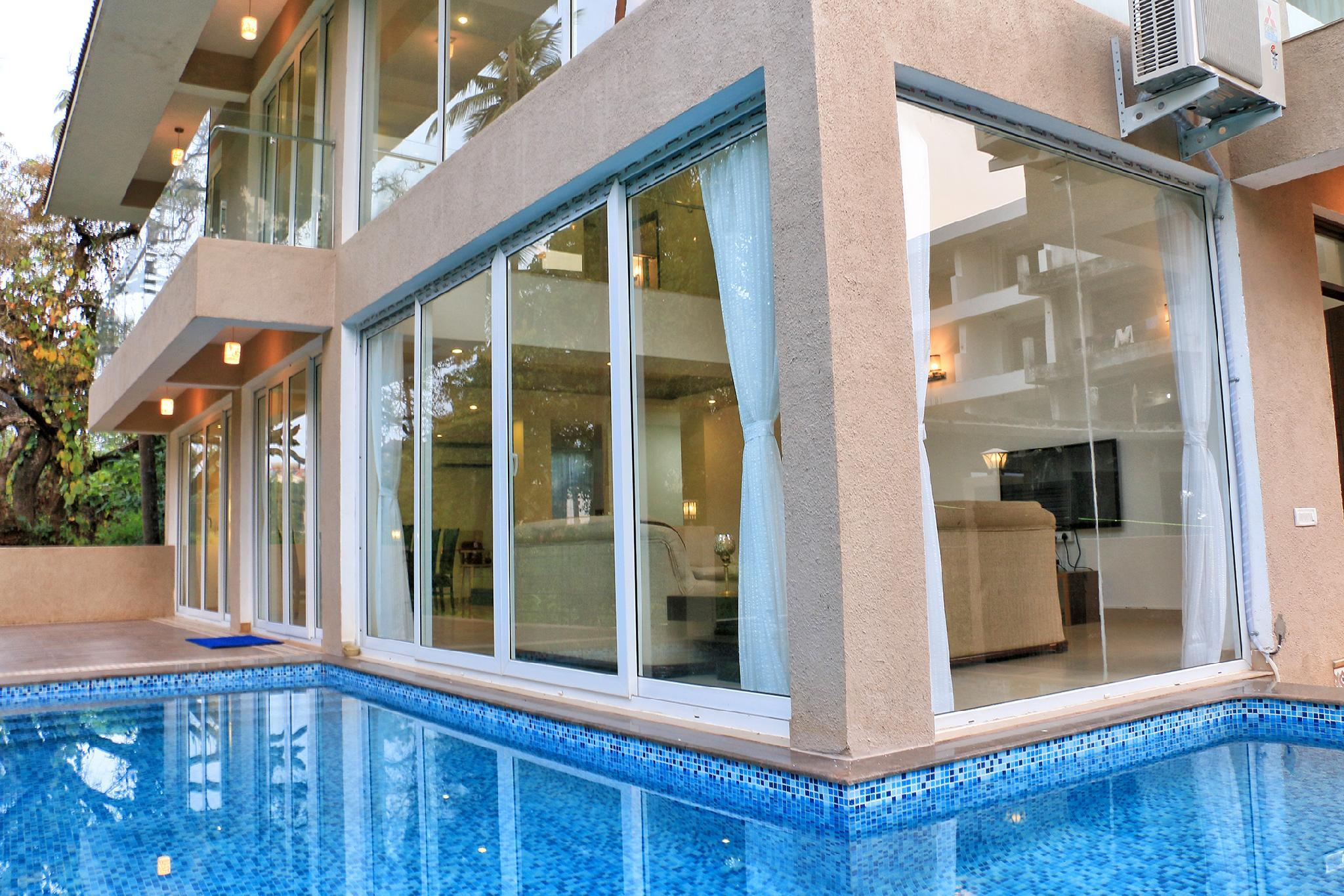 Sea Horse Glass Villa 4Bedroom With A Private Pool
