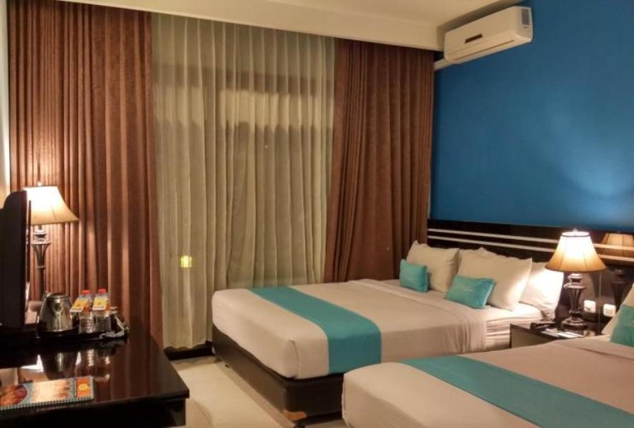 Superior Room 4 Pax At Wonderland Batu