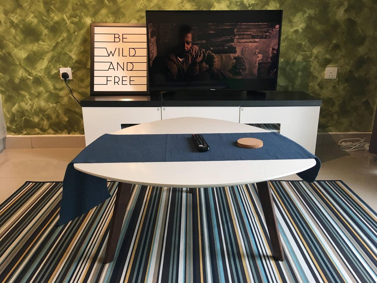Bergen Studio A313   Cyberjaya   WiFi And Netflix