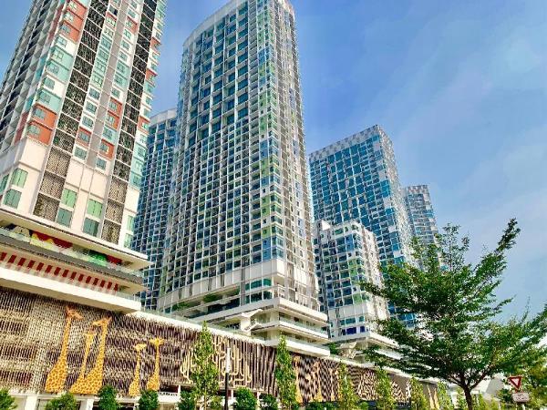 hyde tower i-city shah alam Shah Alam