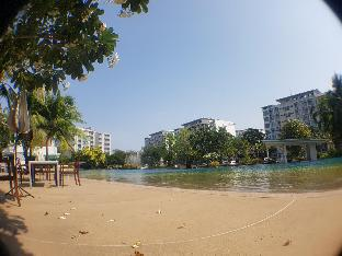 1 BR condo with Big Pool and Lake, Wifi อพาร์ตเมนต์ 1 ห้องนอน 1 ห้องน้ำส่วนตัว ขนาด 31 ตร.ม. – ธนบุรีตอนใต้