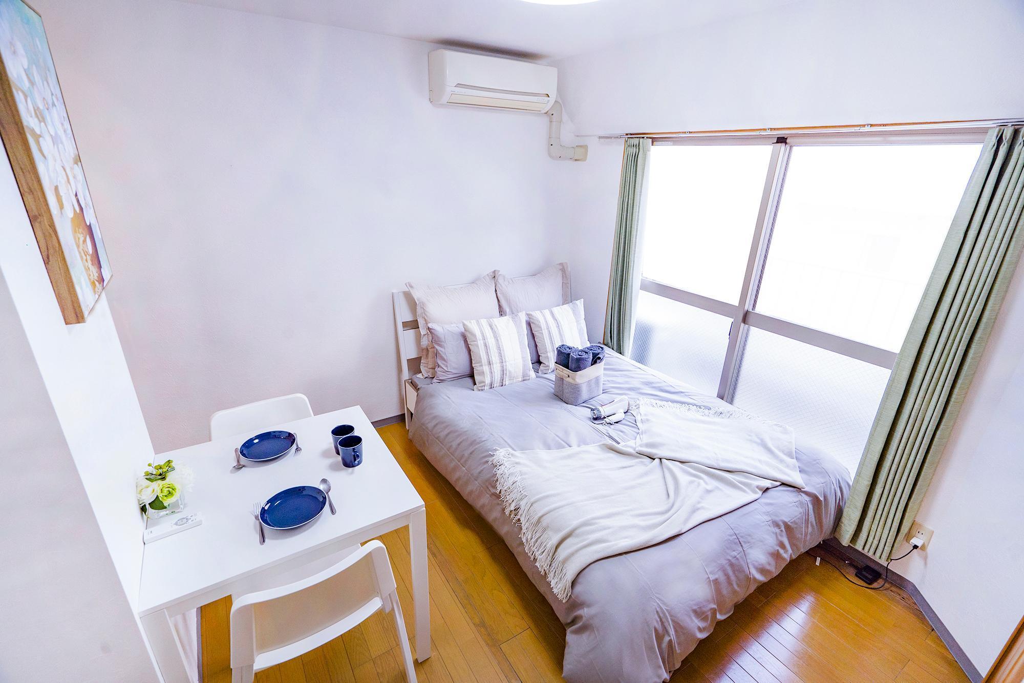 H2 O1 Adorable Apartmnent In Shinjuku