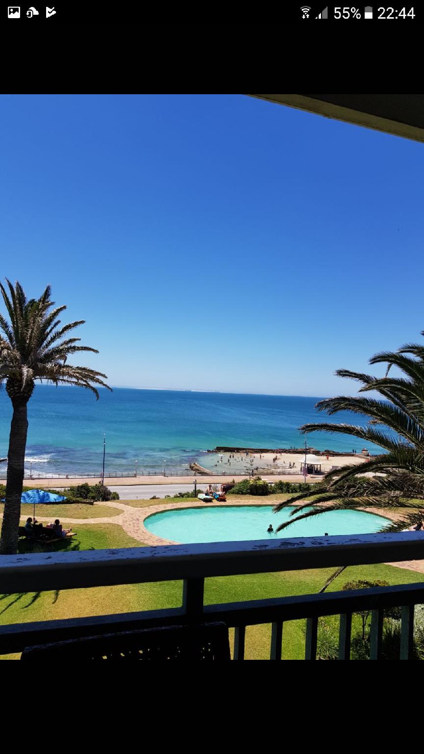 Beachfront Getaway