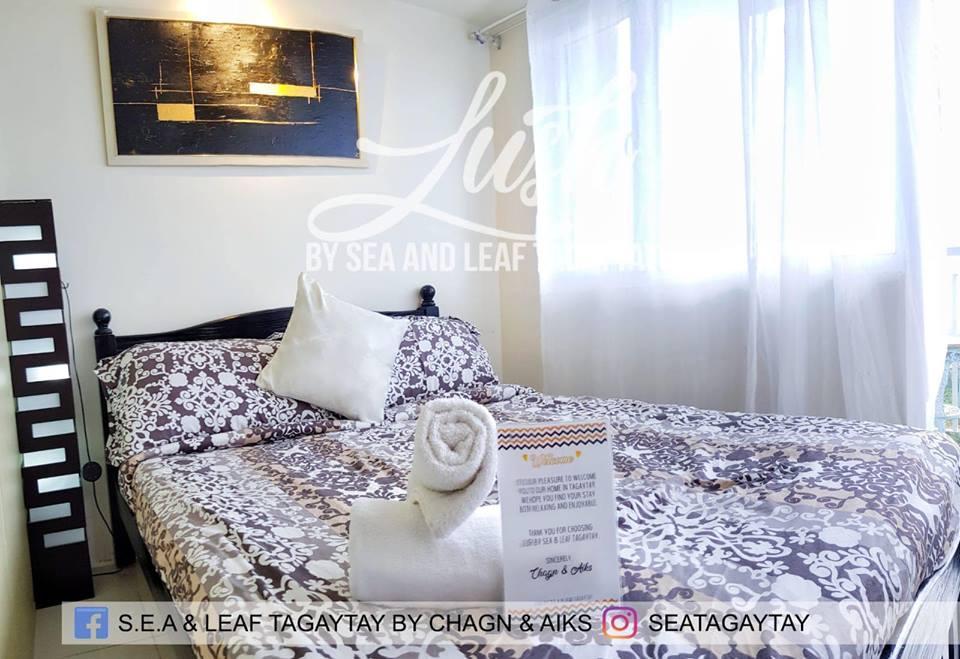 Lush Tagaytay by S.E.A & Leaf Tagaytay