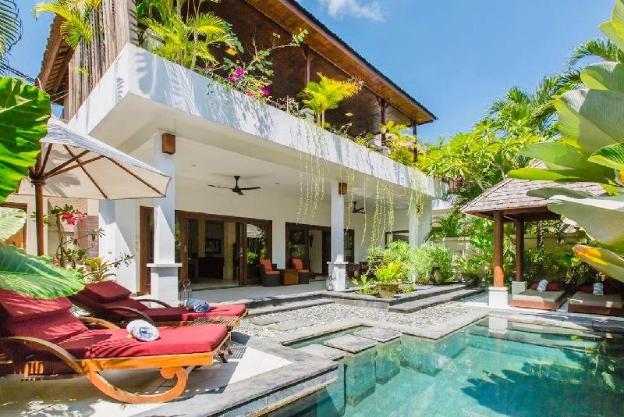 Aloha Sedap Malam Beach Villa