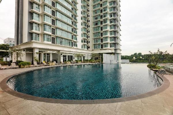 OYO Home 524 Elegant 2BR Dua Sentral Kuala Lumpur