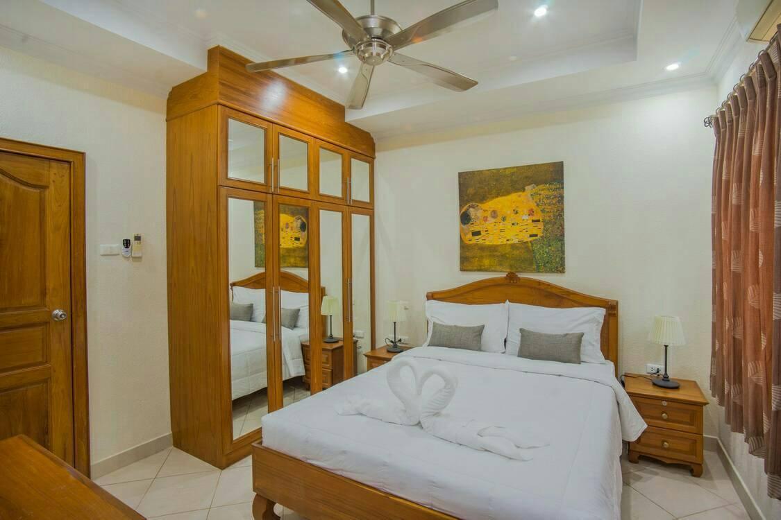 5 bedroom Narm pool villa วิลลา 5 ห้องนอน 4 ห้องน้ำส่วนตัว ขนาด 500 ตร.ม. – เทพประสิทธิ์