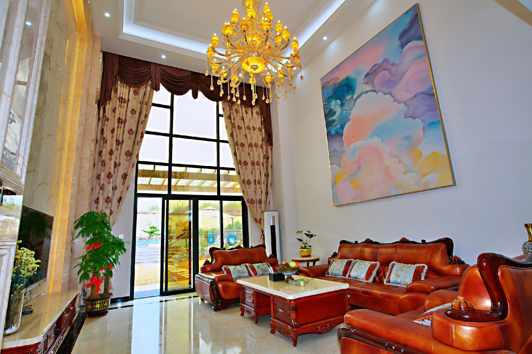 Shaoguan Mid Levels Garden Jianyi Resort Villa