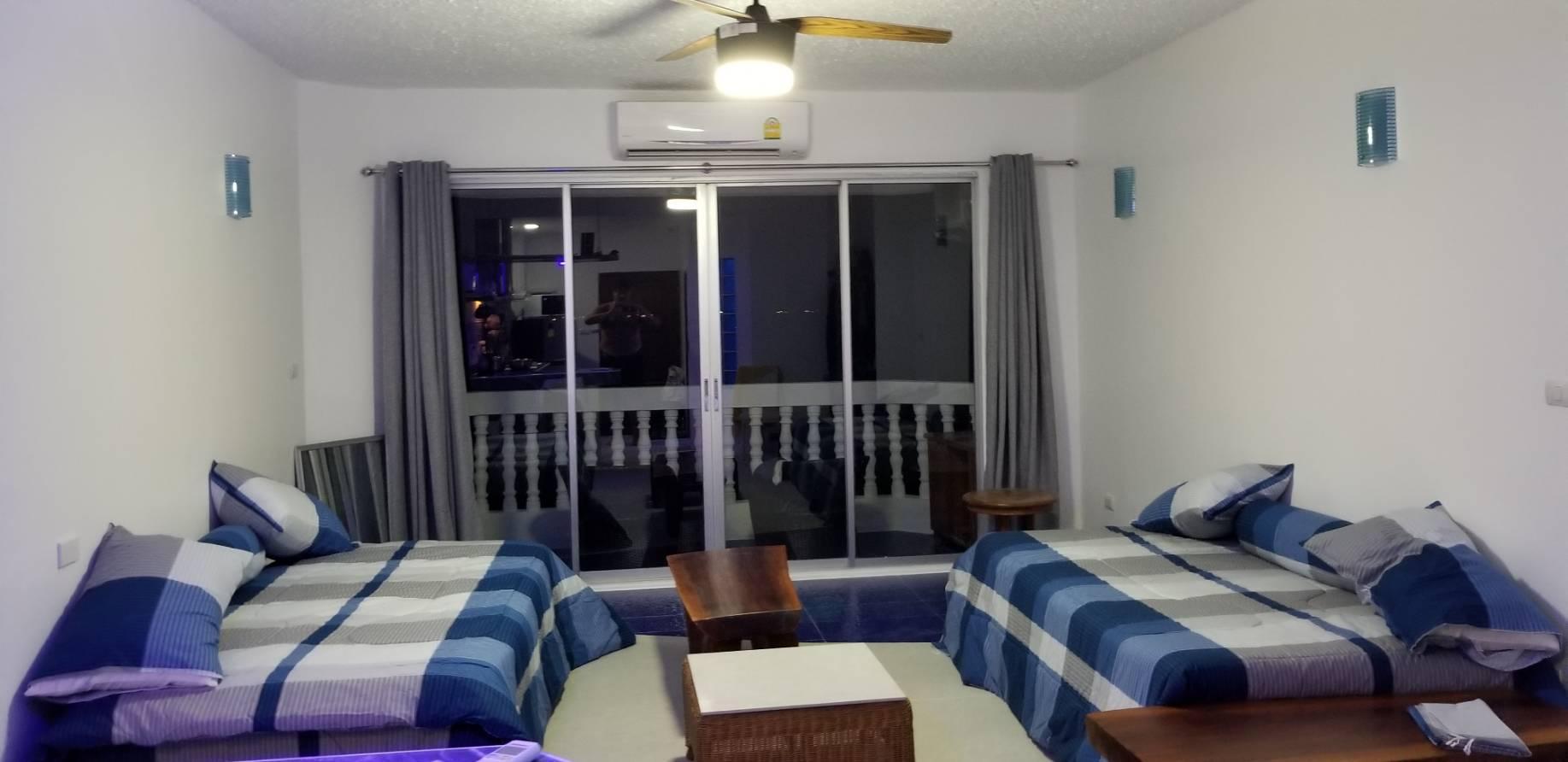 Pmy beach front private and sweet dreams อพาร์ตเมนต์ 1 ห้องนอน 1 ห้องน้ำส่วนตัว ขนาด 44 ตร.ม. – ตัวเมืองระยอง