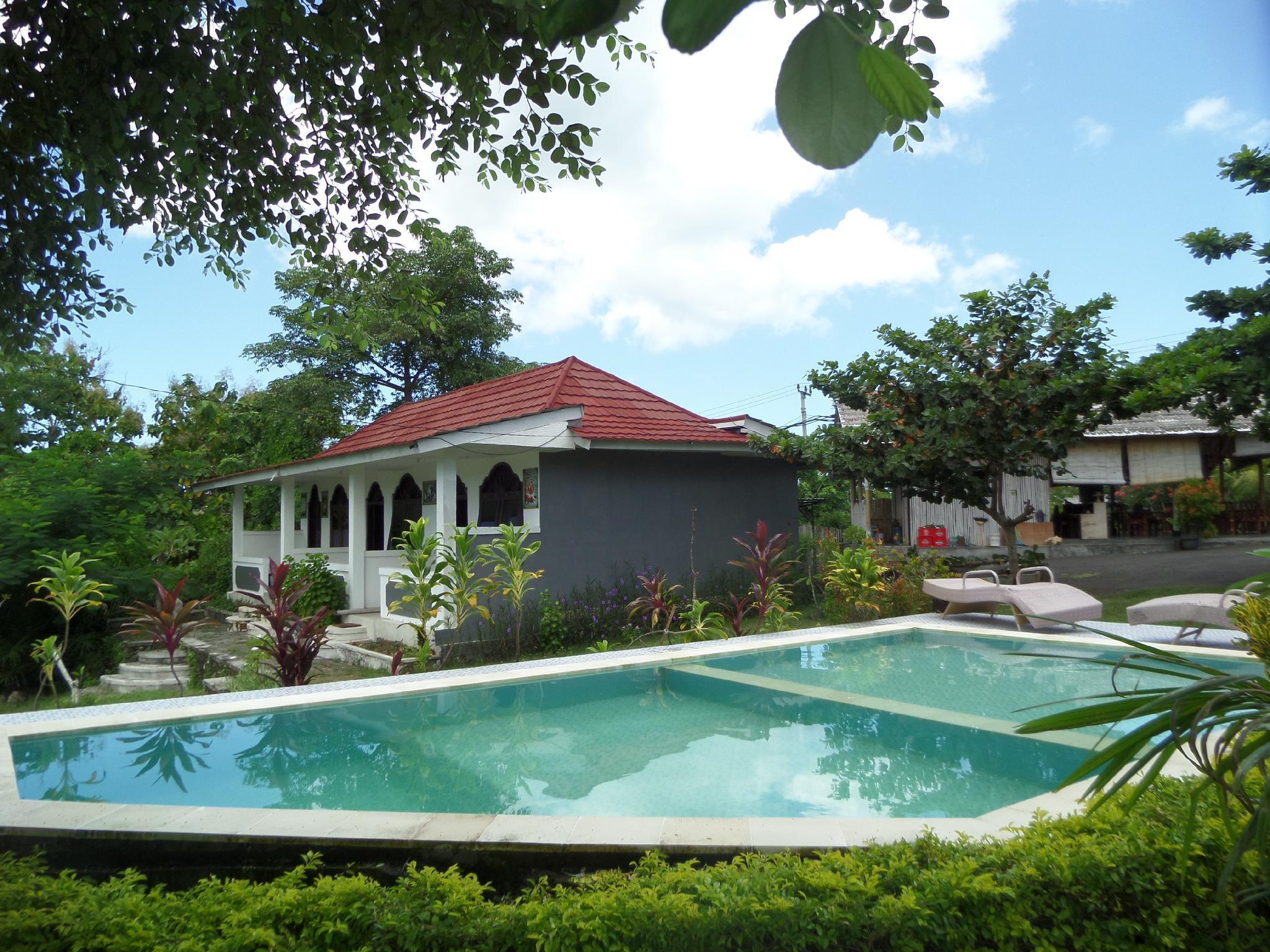 A Decent Affordable Room Near The Balangan Beach