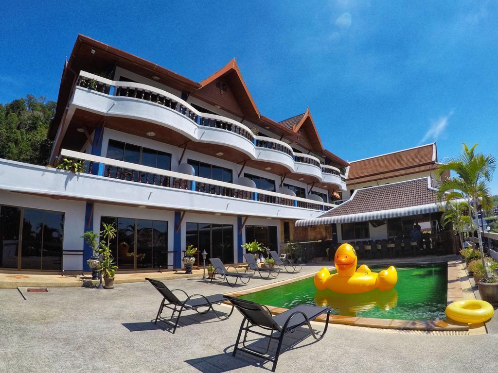 Sea view 4 bedroom private pool villa Patong Beach วิลลา 4 ห้องนอน 6 ห้องน้ำส่วนตัว ขนาด 500 ตร.ม. – ป่าตอง