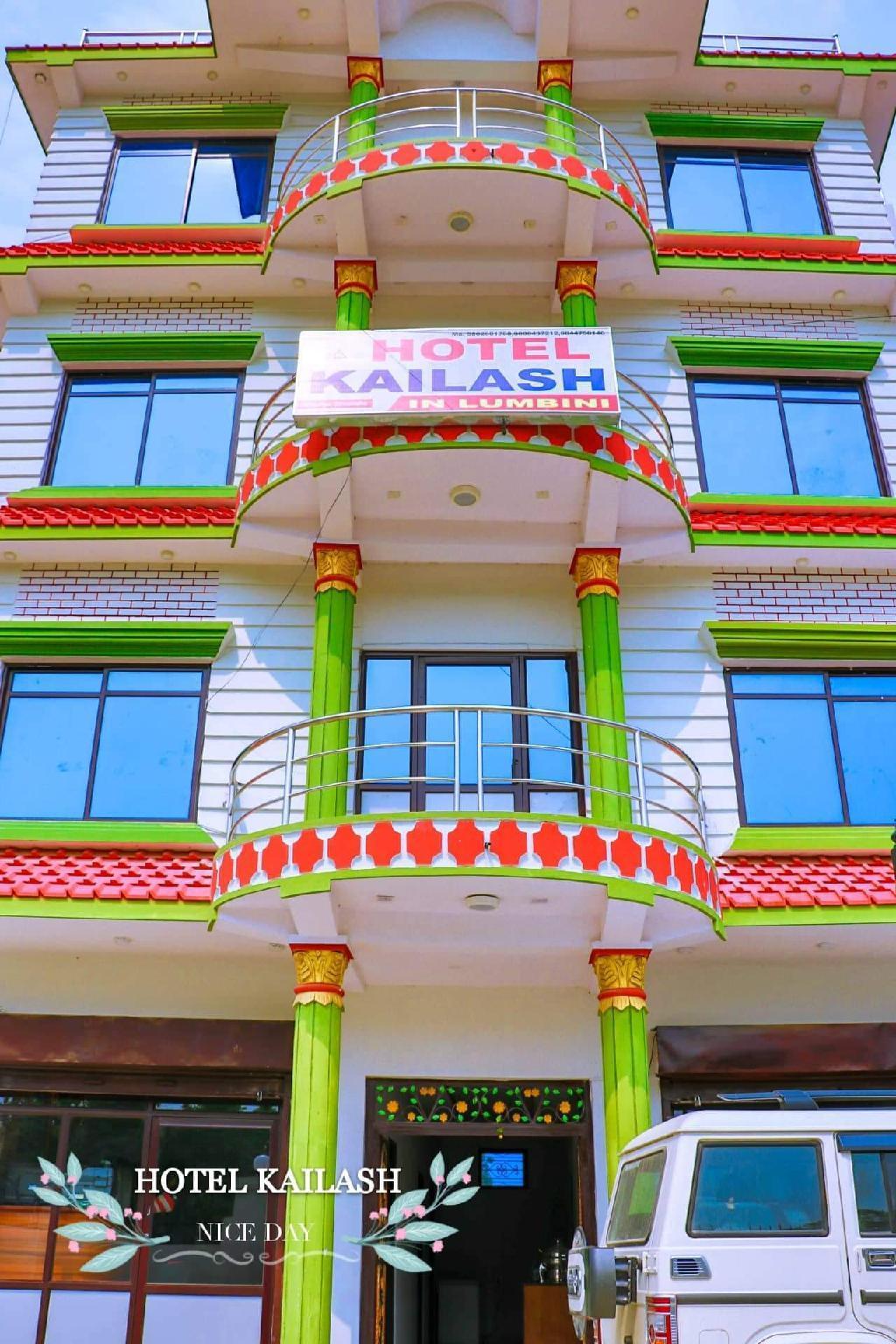 HOTEL KAILASH IN LUMBINI OYO