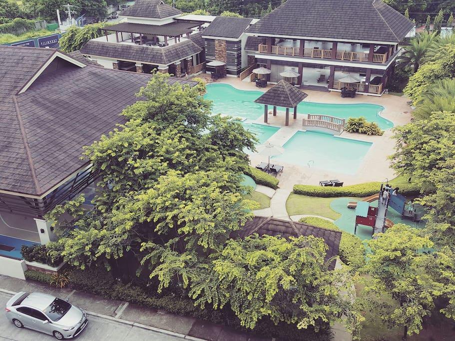 One Oasis Patio De Luna  2 BR Condominium