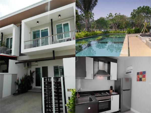 KK69 Lovely 3 bedroom townhouse with free bicycle Chiang Mai