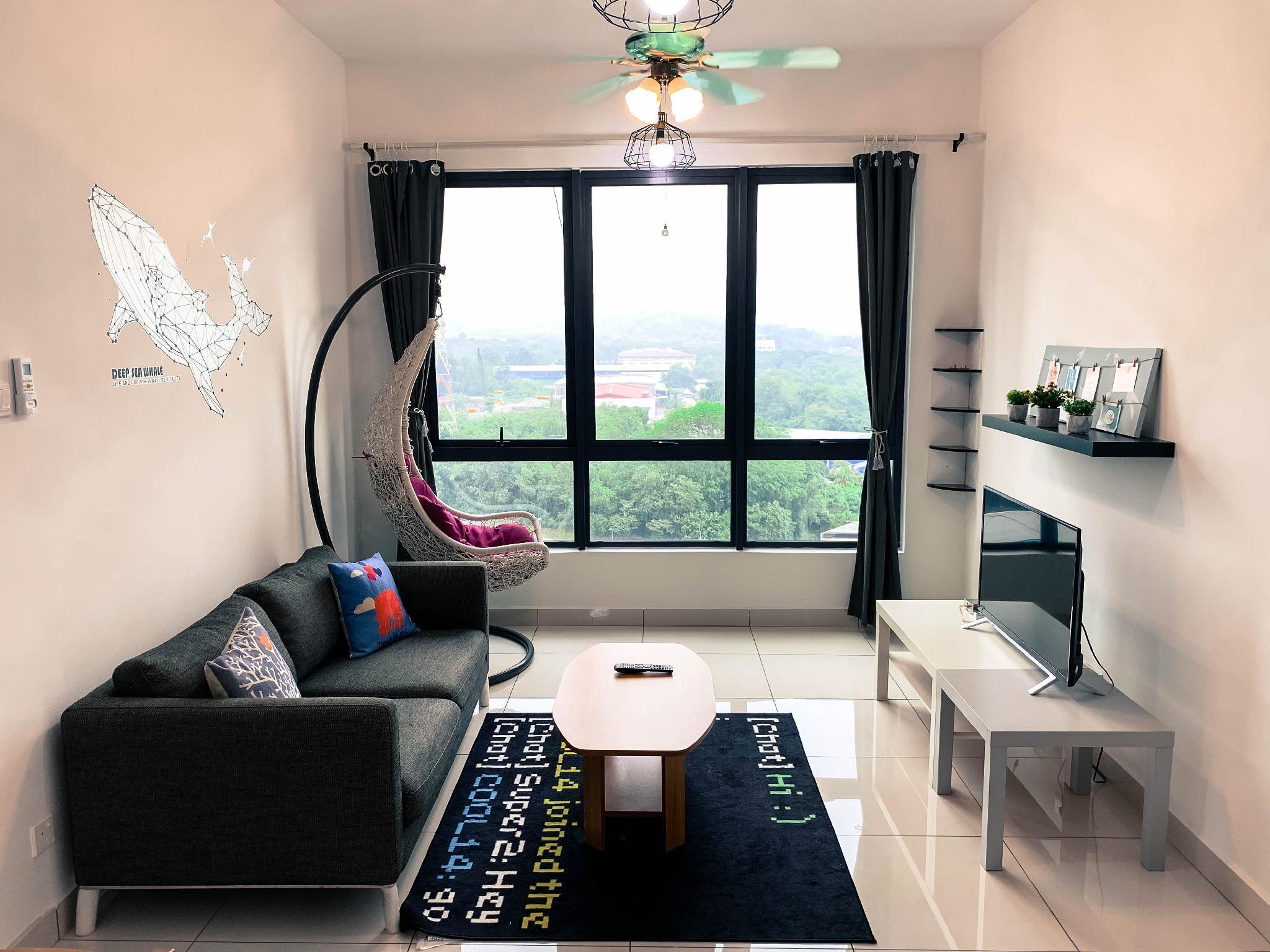 Kajang Semenyih Premium Homestay @ Super Pool View