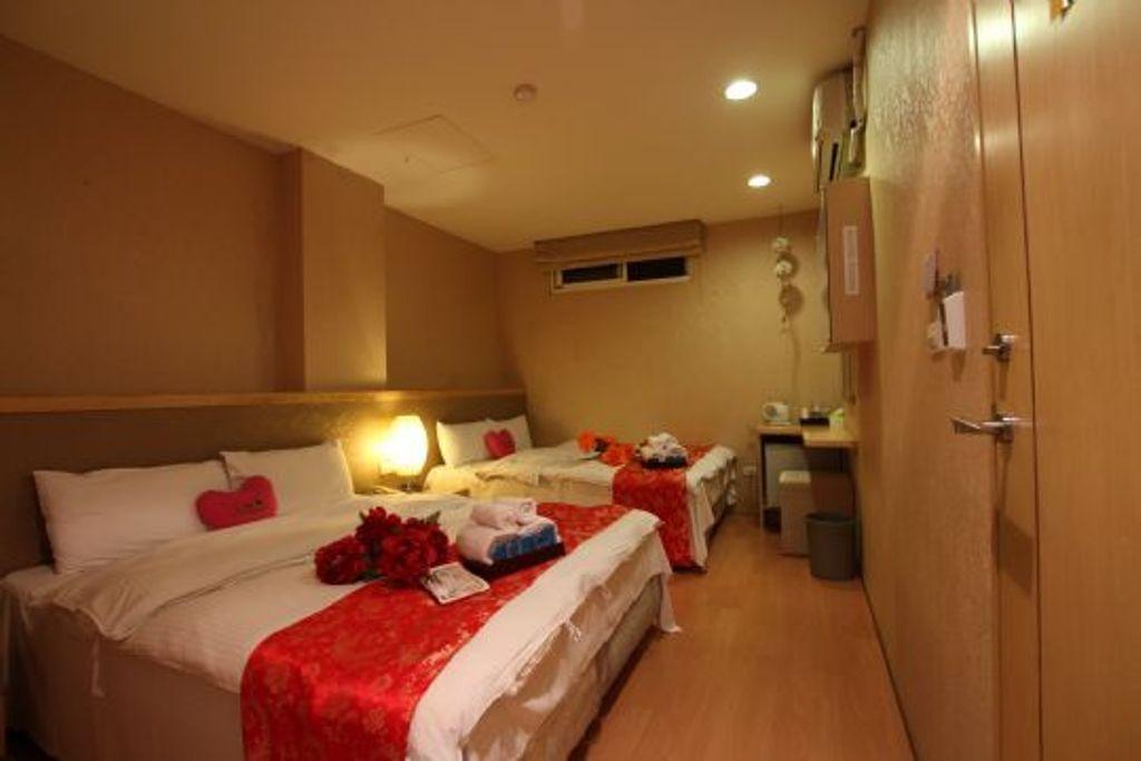 4 People Tanxiang Hotel Sun Moon Lake