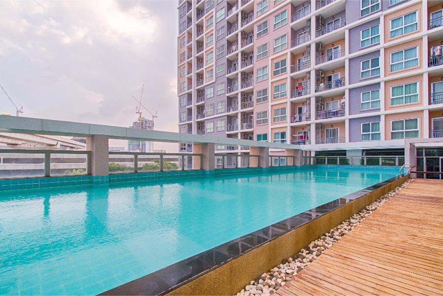 Rich Park Modern Living @ Bangson MRT Station