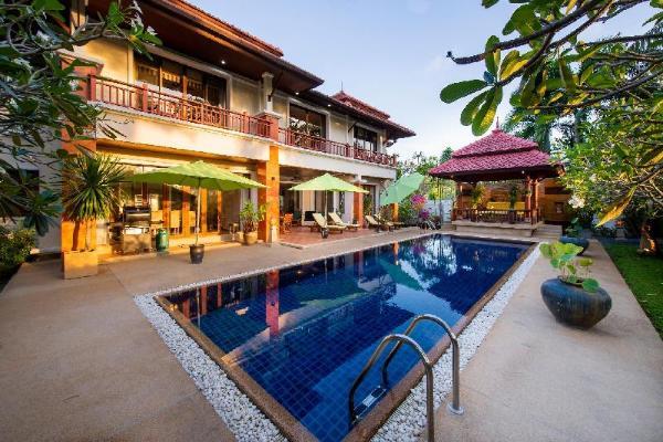 4 BDR Laguna Phuket Pool Villa, Nr. 9 Phuket